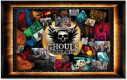 Ghouls Gulch and Sanitarium Haunted House in Colorado Springs
