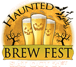 Haunted Brew Fest Retina Logo